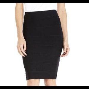 Romeo + Juliet Couture Stretch Knit Bandage Skirt
